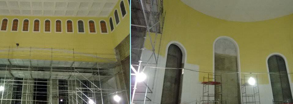 Obras Igreja Matriz