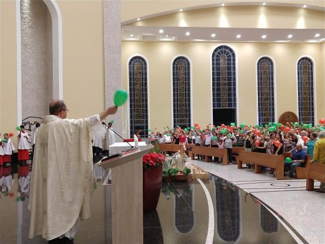 <i>Missa da Vigília de Natal  (25/12/2017)</i>