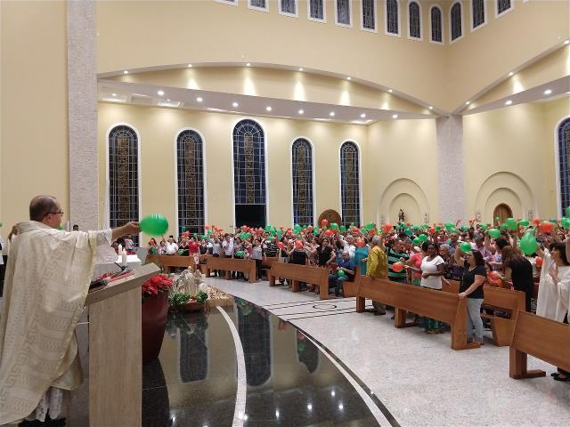 Missa da Vigília de Natal do Nosso Senhor Jesus Cristo
