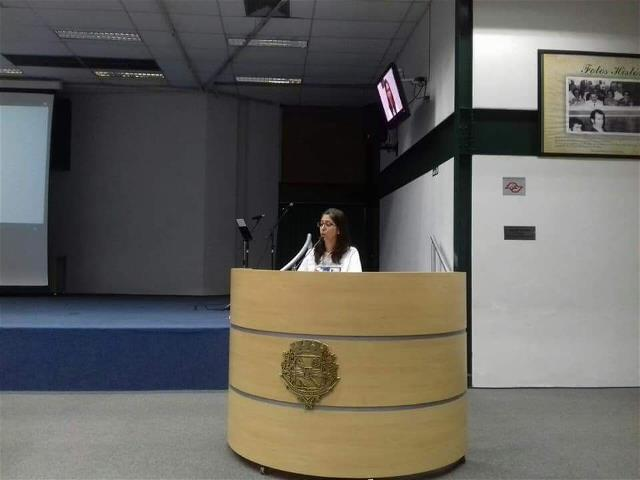 Vereadora Fabia Ramalho