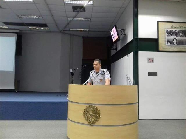 Capitão PM Rafael Cambuí