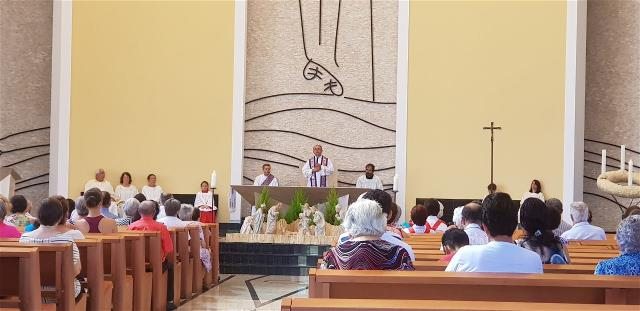 Missa dos Enfermos: Fortalecimento da fé