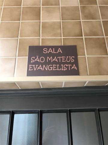 Sala São Mateus Evangelista