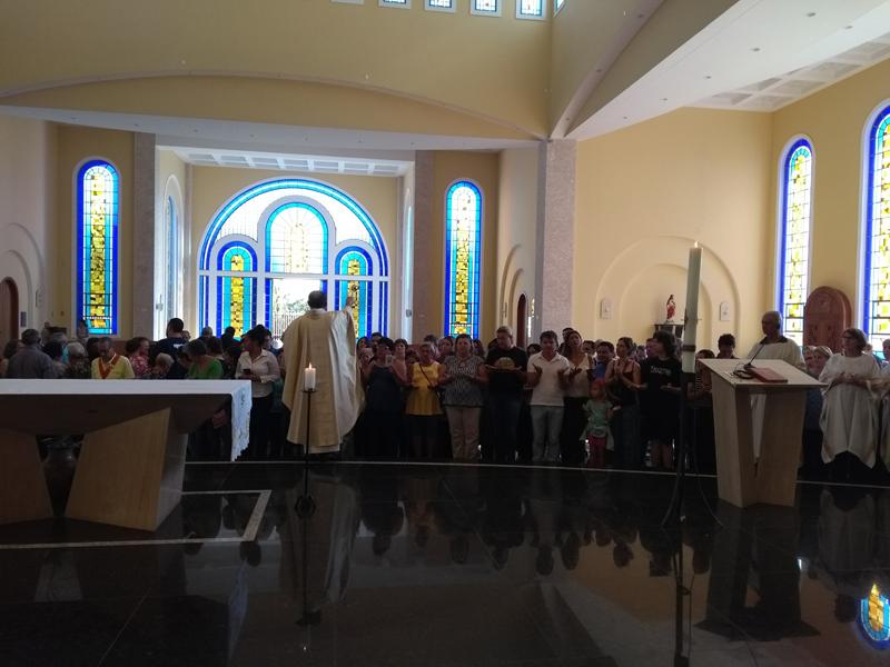 Missa São José Operário, protetor e modelo de todos os trabalhadores