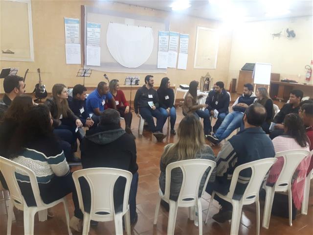 Utilizada metodologia participativa
