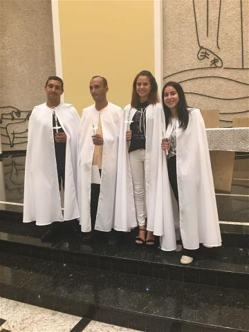 Batismo: Março/2018