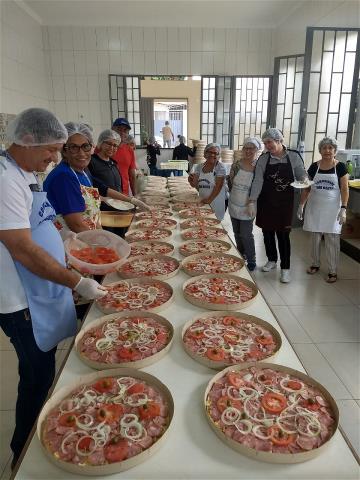 Festival da Pizza: Agradecimentos