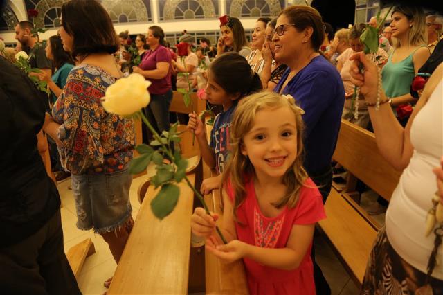 Missa Padroeira Santa Teresinha