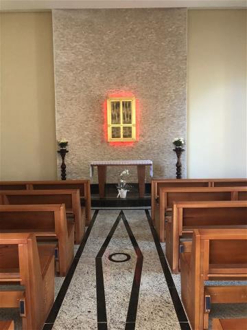 Conclusão do Sacrário da Igreja Matriz