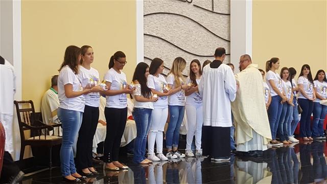 <i>Primeira Eucaristia (Com. Matriz)  (26/11/2018)</i>