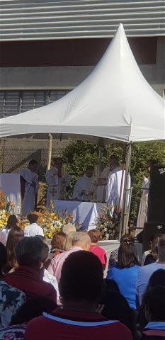 Solenidade de Corpus Christi