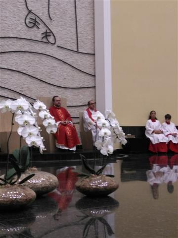 Festa do Padroeiro: Missa 1° Dia Tríduo