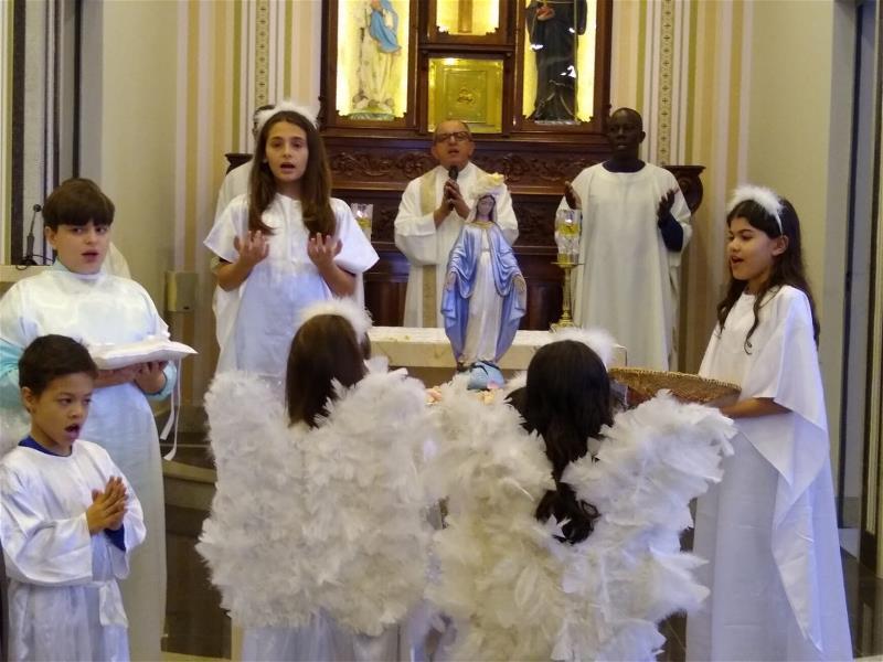 <i>Coroação de Nossa Senhora  (19/05/2019)</i>