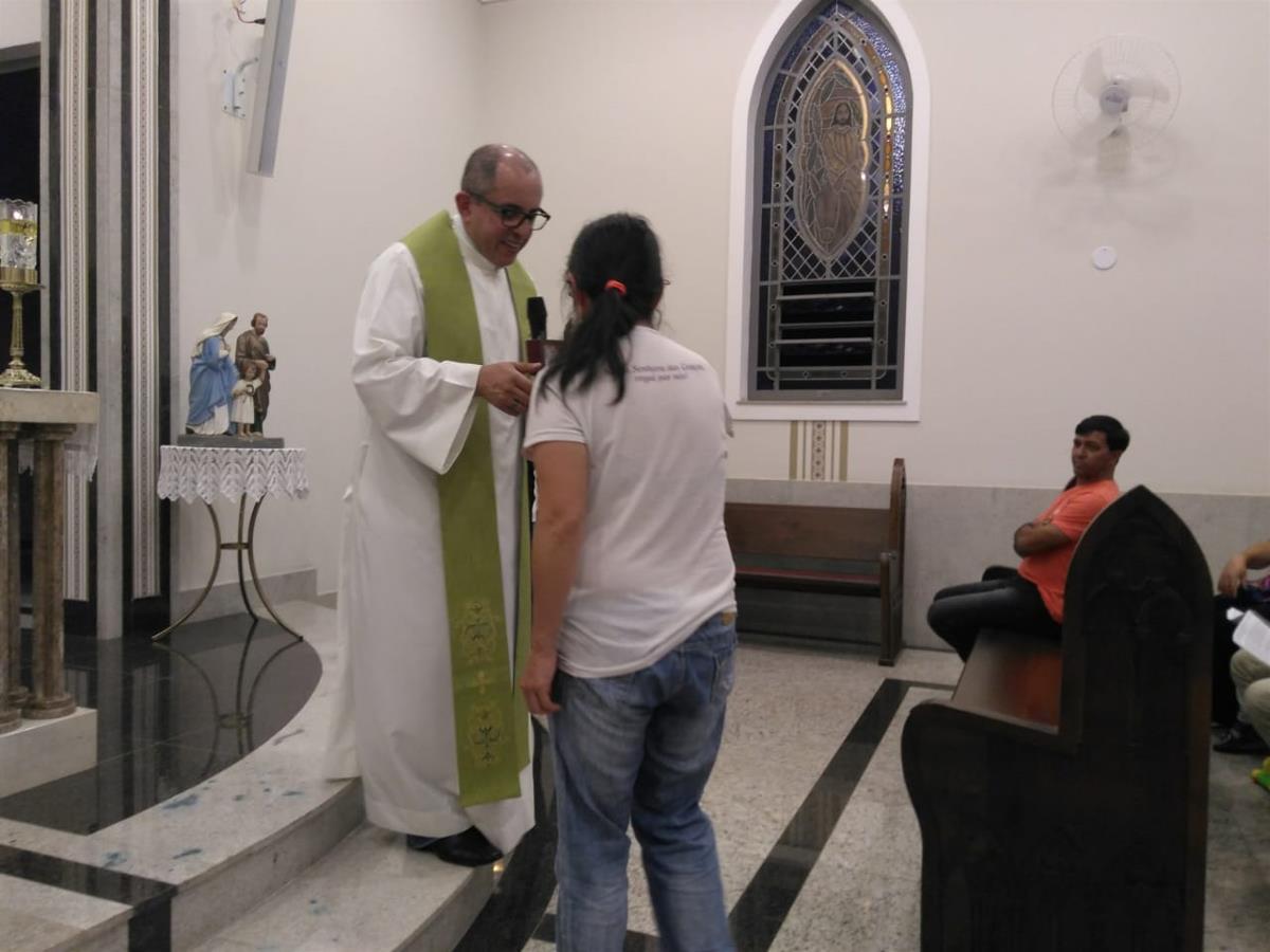 Comunidade São Bento (12/08)