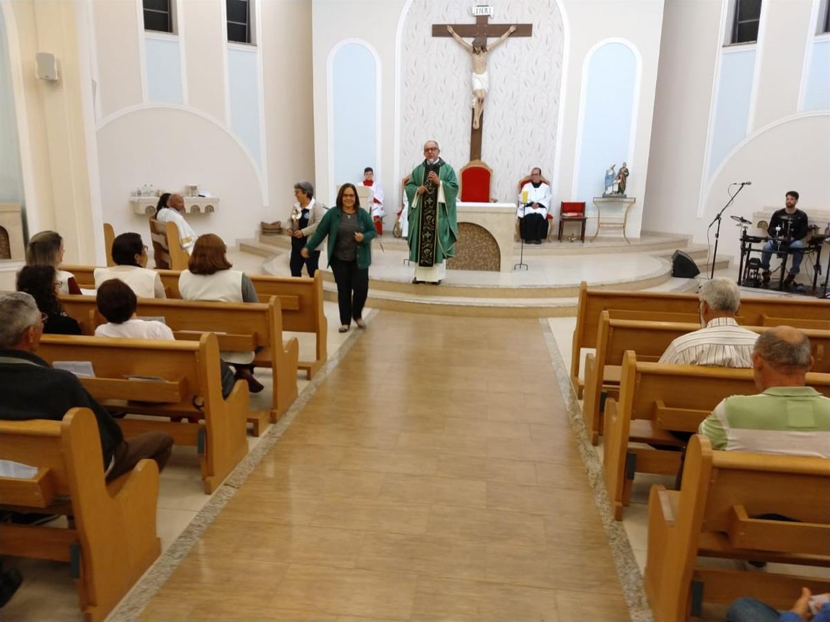 Comunidade Santa Teresinha (13/08)