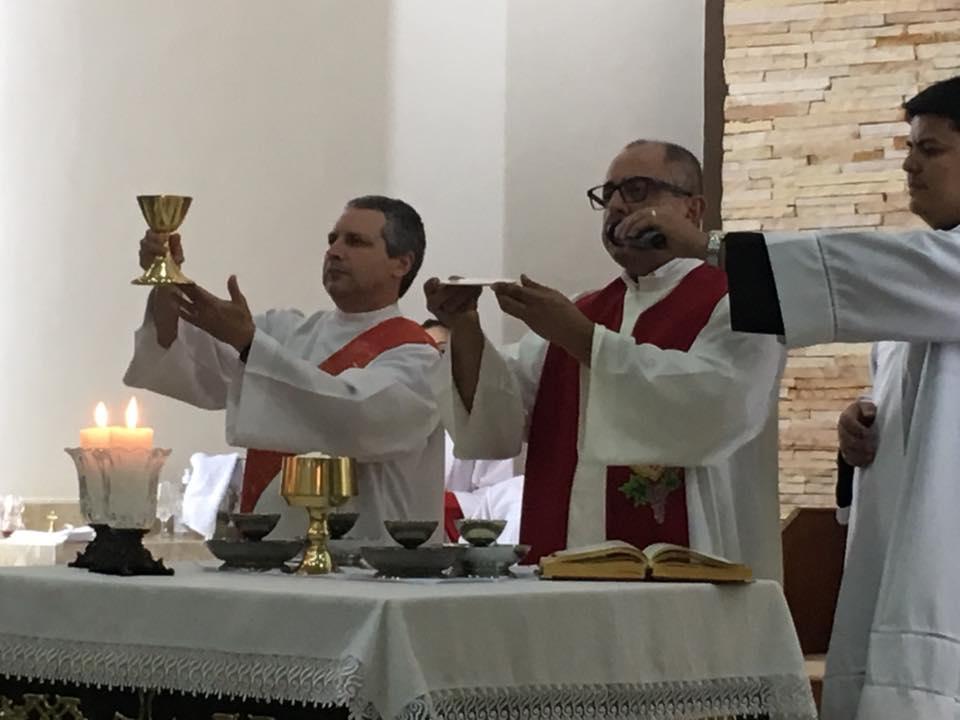 Comunidade São Pedro (14/08)
