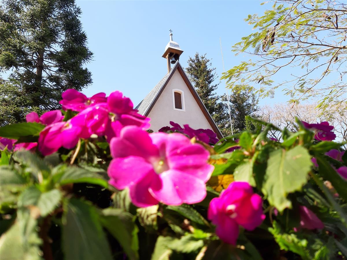 Catequese: Visita ao Santuário da Mãe Rainha