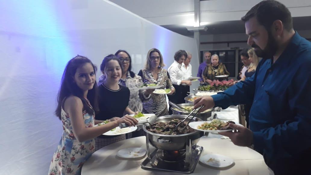 Jantar da Família (17/08)