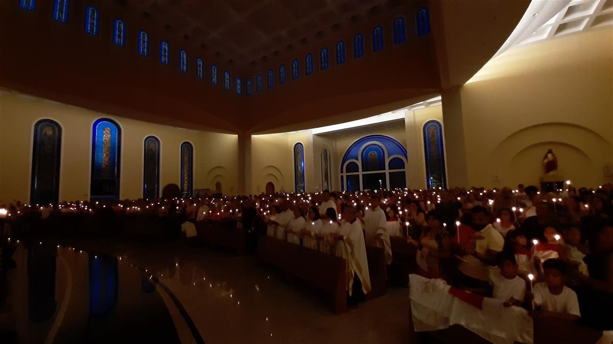 <i>Missa de Natal: Comunidade Matriz  (25/12/2019)</i>
