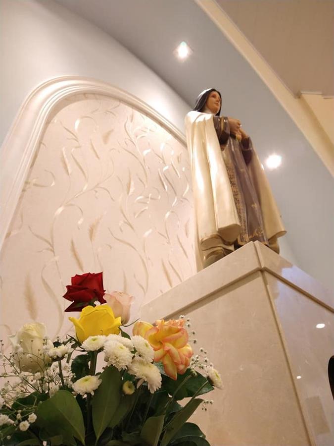 Missa em Louvor a Santa Teresinha do Menino Jesus
