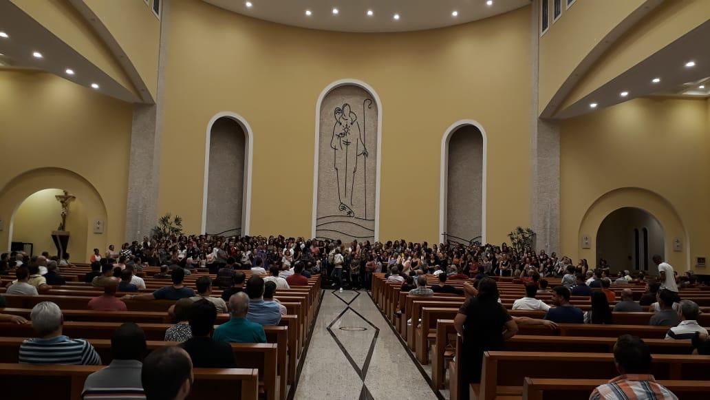 <i>Comunidade Matriz (Missa 19h)  (08/03/2020)</i>