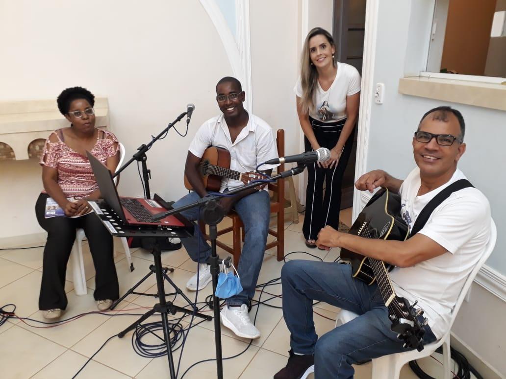 <i>Missa e Benção do Centro Pastoral  (30/09/2020)</i>