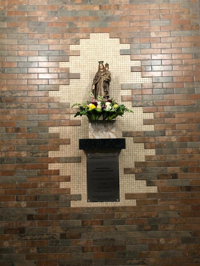 Missa, Inauguração e Benção do Centro Pastoral