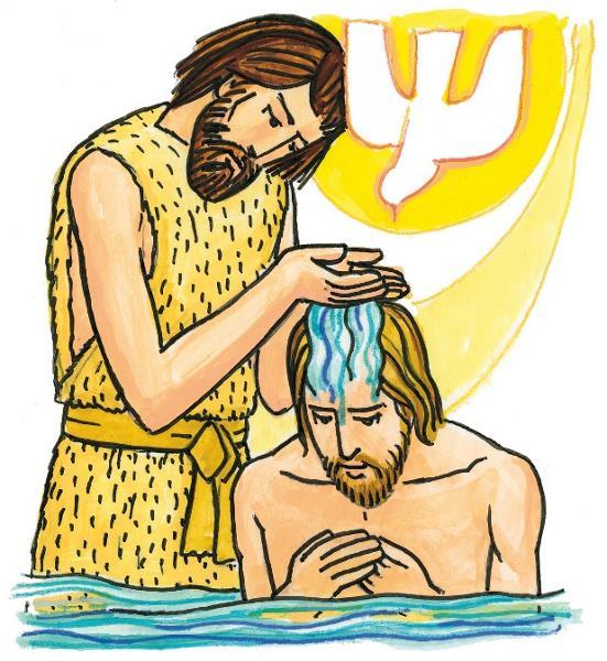Solenidade Batismo do Senhor