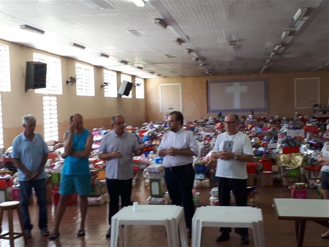 Presépio Solidário 2017