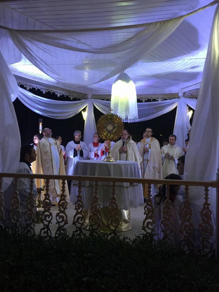 Missa Solene de Corpus Christi