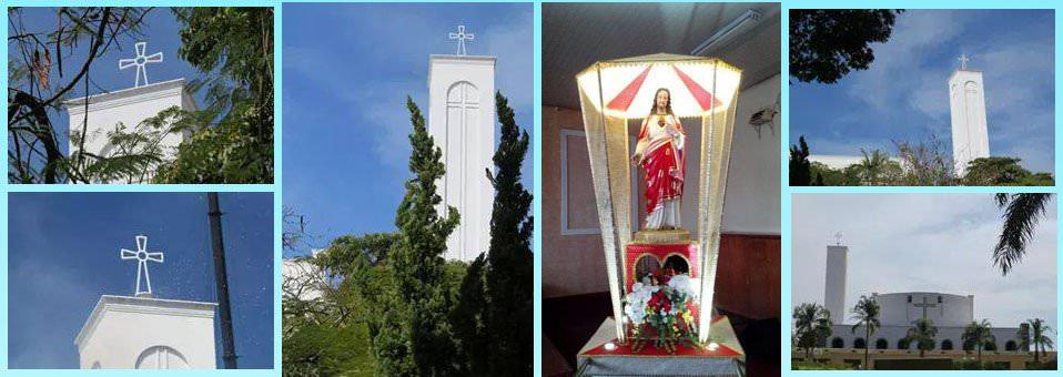 Algumas imagens da torre
