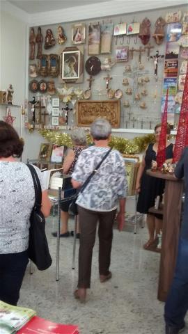 Inauguração Betânia Artigos Religiosos