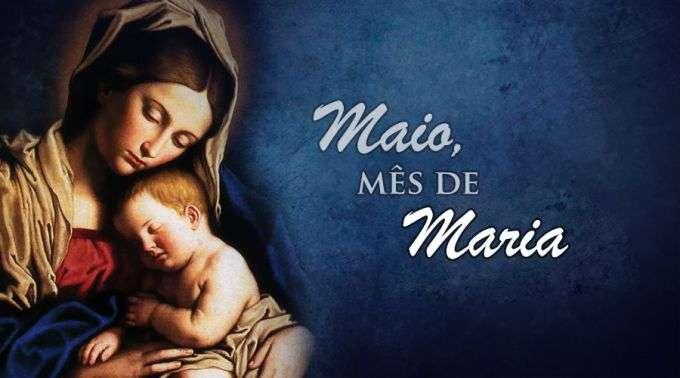 Maio mês de Maria