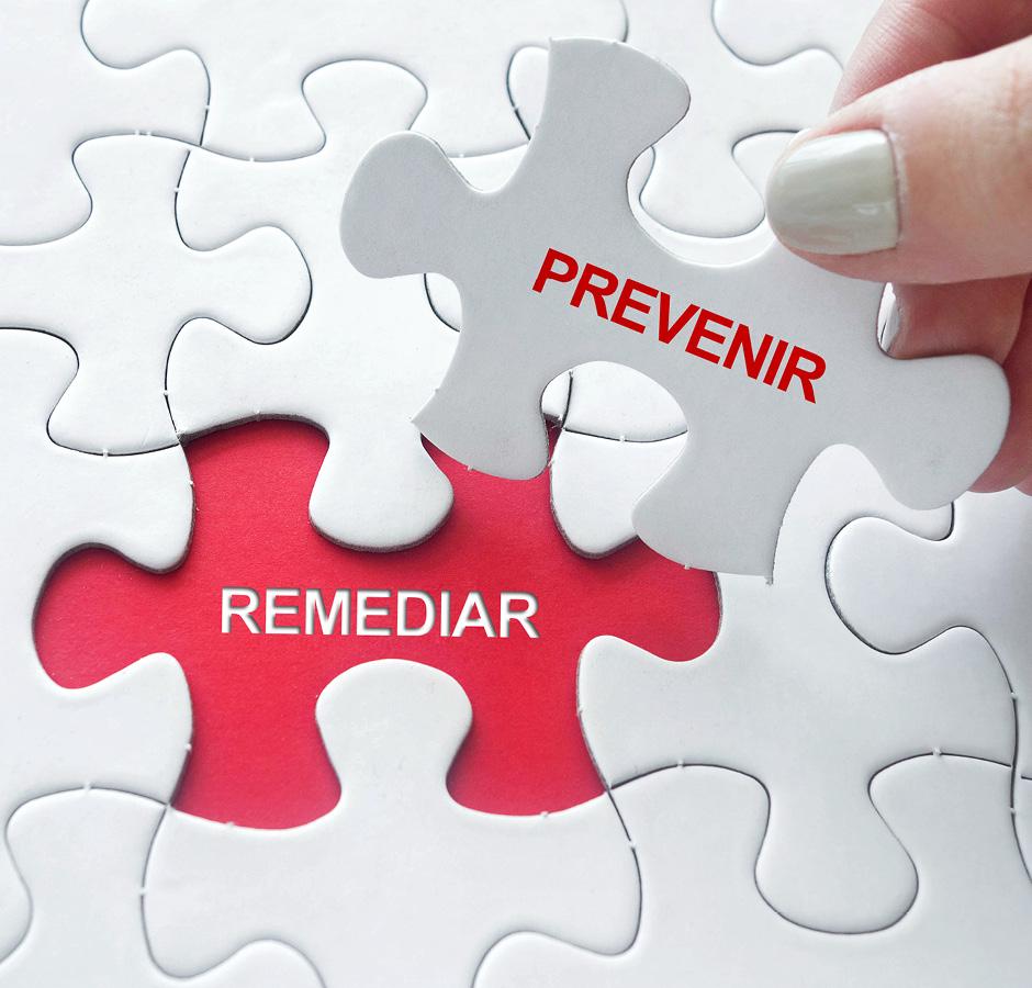Artigo: Medidas preventivas