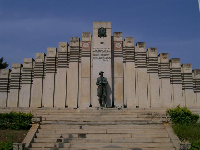 Monumento aos Heróis de 32-Cem Saudade (Campinas)