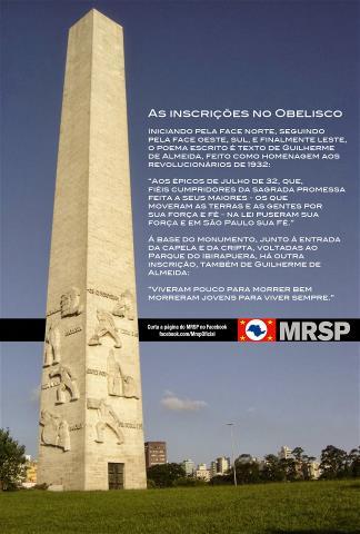 Obelisco aos Heróis de 32