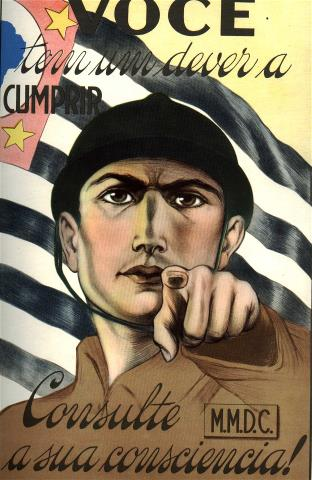 Cartaz da Campanha de 32